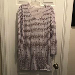 Victoria's Secret Size Medium Nightgown